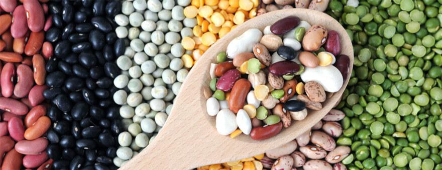 Os 5 melhores grãos leguminosos para o diabetes