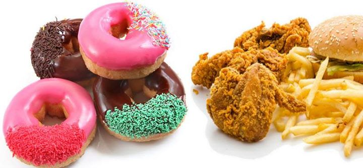 A gordura e o açúcar provocam uma deterioração da flexibilidade cognitiva