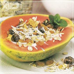 Informes Educativos: Receita- creme de papaia