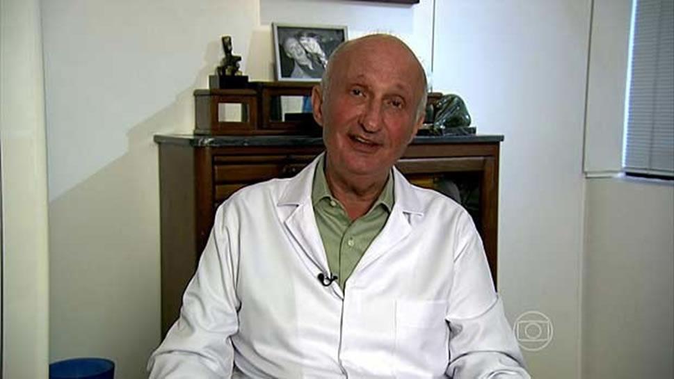 MORRE O ENDOCRINOLOGISTA ALFREDO HALPERN, CRIADOR DA DIETA DOS PONTOS