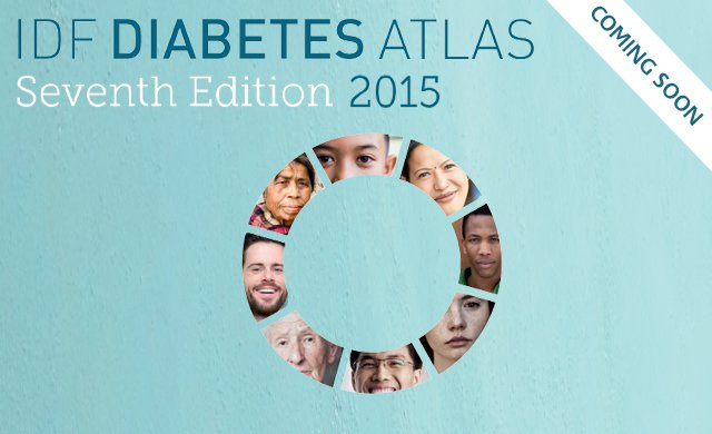 Atlas Mundial de Diabetes 2015