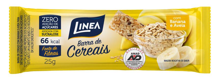 Barra de Cereais_LINEA_Banana