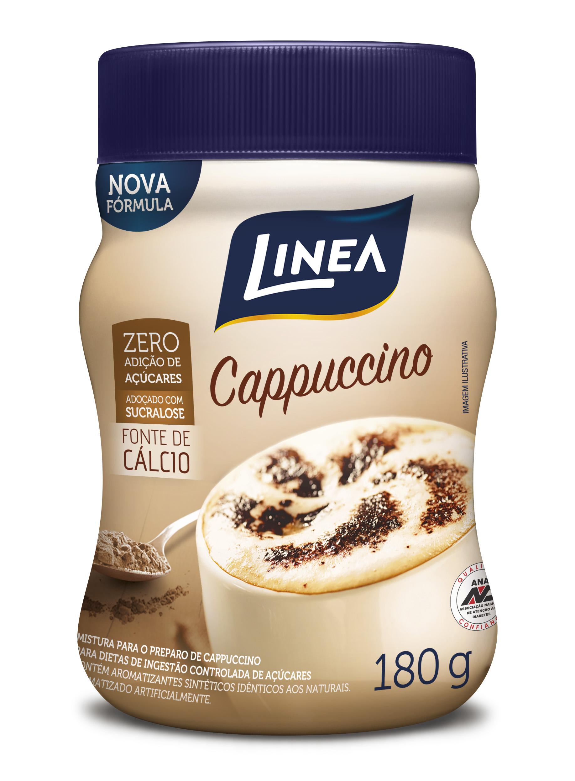 LINEA Cappuccino_LOGO NOVO