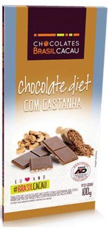 tablete castanha