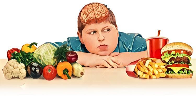 Ciência Mede Influência do Cérebro no Ganho de Peso de Jovens e Crianças
