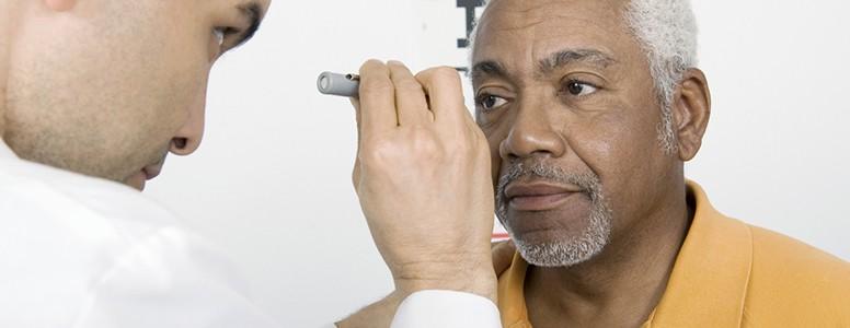 Pesquisadores Afirmam: Maior Risco de Queda para Pessoas com Retinopatia Diabética