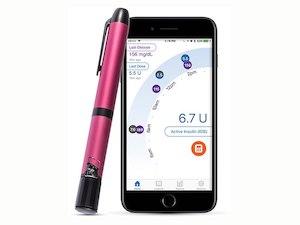 Disponibilizado nos EUA, Sistema de Aplicação de Insulina (Caneta) Conectado a Smartphone para Diabetes