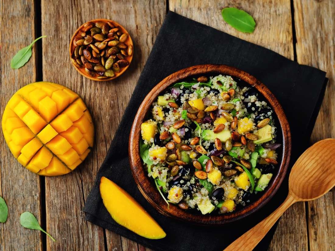 Dieta Vegana Pode Prevenir a Diabetes Tipo 2