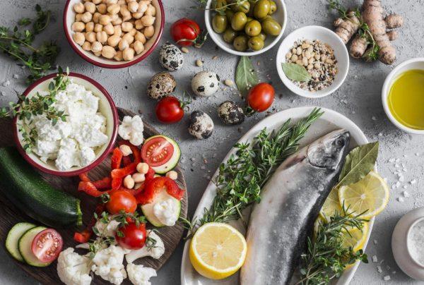 """Dieta Mediterrânea Aumenta Bactérias """"Boas"""" do Intestino"""