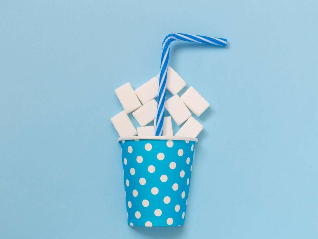 Diabetes Tipo 2: Como as Bebidas Adoçadas com Frutose Afetam o Risco?