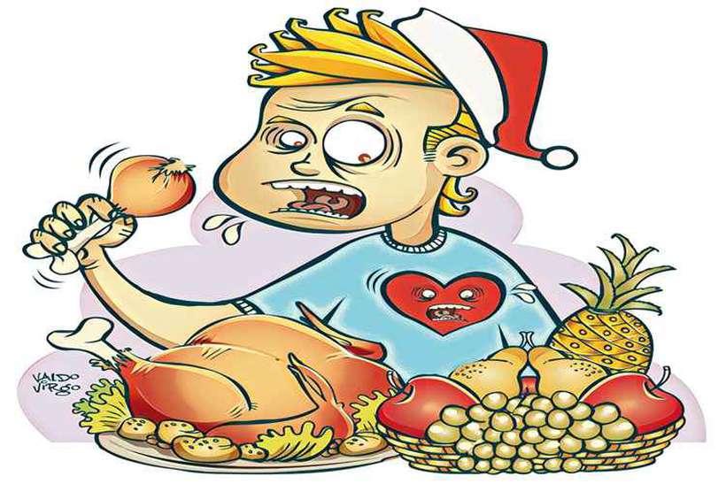 Excessos em Festas de Fim de Ano Elevam em Até 20% o 'Mau' Colesterol