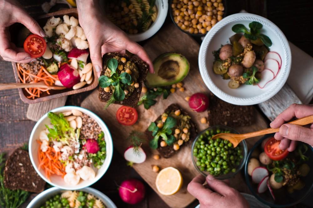 Diabetes Tipo 2: Estudo Mostra que Dieta à Base de Plantas Reduz o Risco de Desenvolver a Doença