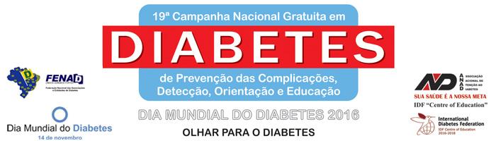 """""""Caminhada e Pedalada Azul pelo Diabetes"""""""