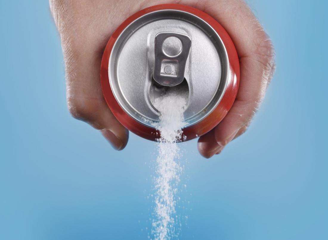 Apenas Duas Latas de Bebidas Açucaradas por Semana Podem Aumentar o Risco de Diabetes Tipo 2