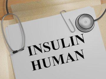 Insulina humana pode ser a linha de frente para muitos pacientes com diabetes tipo 2