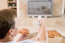 Menor Controle na Alimentação Assistindo TV, Jogando Video Games