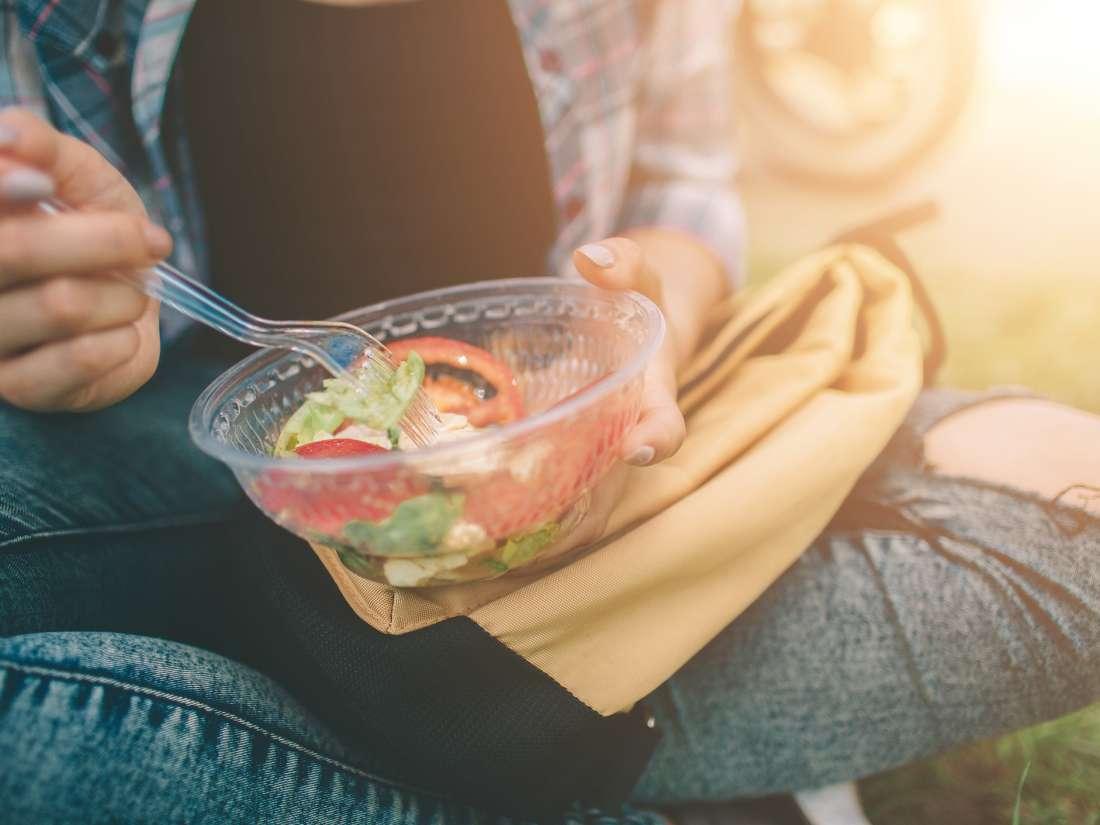 Estudo Confirma Que Dietas Com Pouca Gordura Beneficiam a Saúde da Mulher