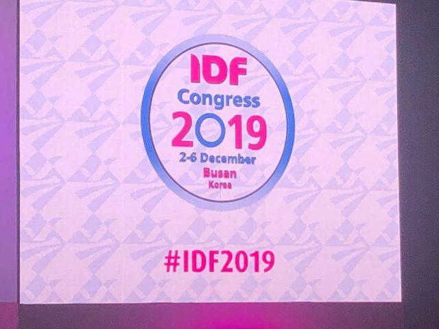 Congresso IDF 2019
