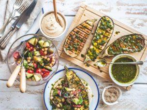 Dieta Vegana Pode Promover Envelhecimento Saudável