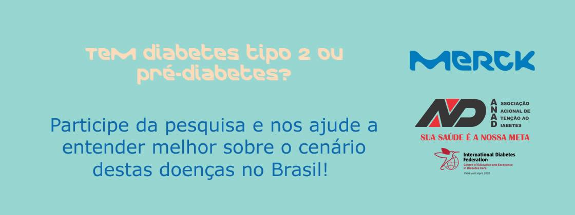 Participe da pesquisa e nos ajude a entender melhor sobre o cenário destas doenças no Brasil!