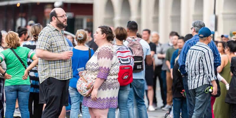Obesidade Associada a 53% dos Novos Casos de Diabetes Tipo 2 na América do Norte