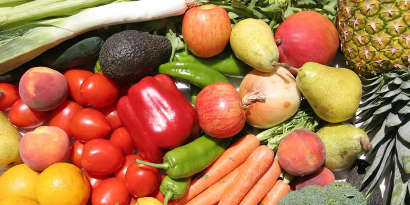 Cinco Porções de Frutas e Vegetais Diariamente Reduzem o Risco de Morte Precoce