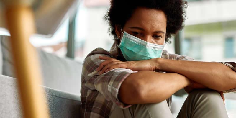 Estudo Mostra Aumento da Depressão e Níveis de Ansiedade  Devido a Pandemia Global