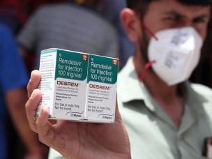 Tratamento COVID-19: Medicamentos Para Hepatite C Podem Potencializar o Remdesivir