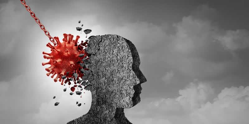 COVID-19 Causa Danos Neurológicos, Mas Não Infecta o Cérebro