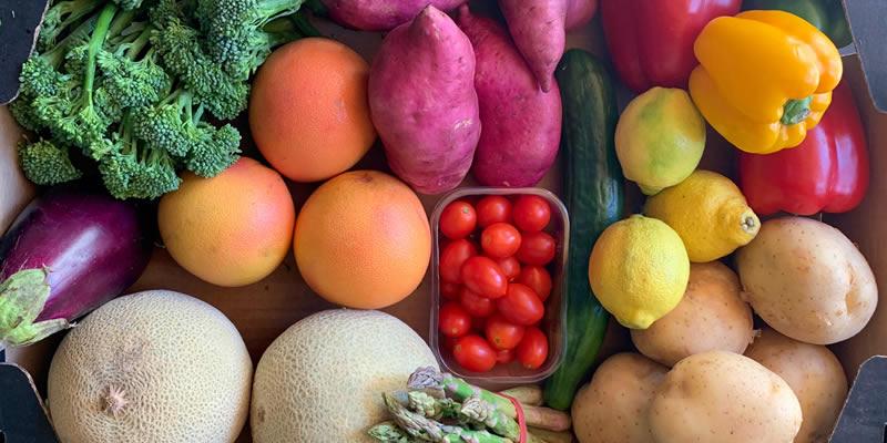 Alto Consumo de Frutas e Vegetais Ligado à Redução do Estresse