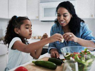 Comer Frutas e Vegetais Associados ao Bem-Estar Mental das Crianças